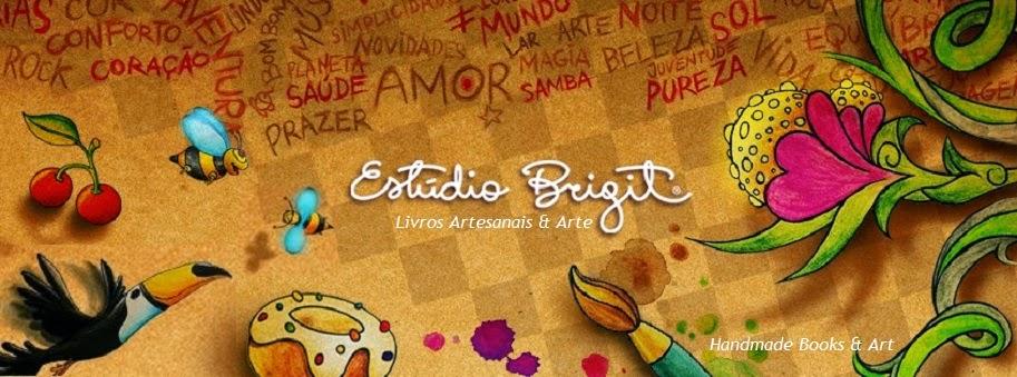 Estúdio Brigit - Livros Artesanais & Arte
