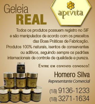 Geleia Real Apivita