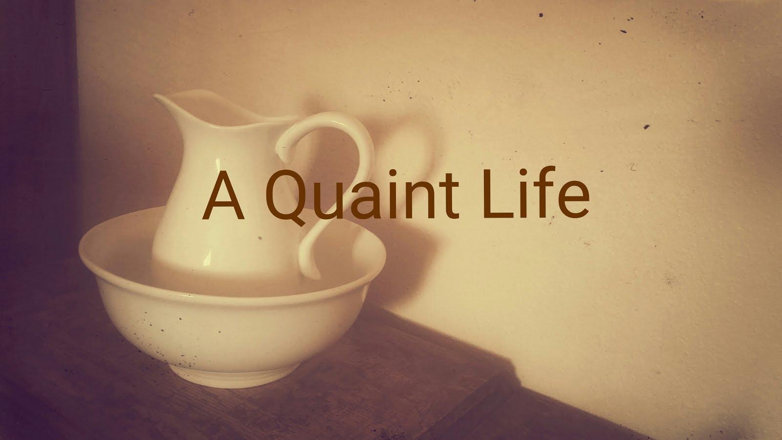 A Quaint Life Facebook
