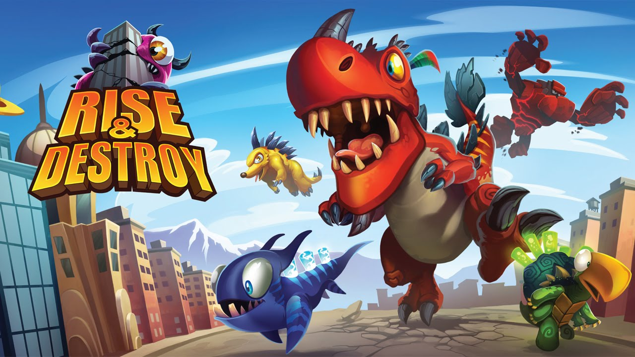 Rise & Destroy Gameplay IOS / Android