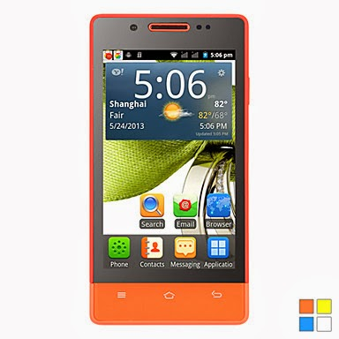 CUBOT C9 Android Naranja
