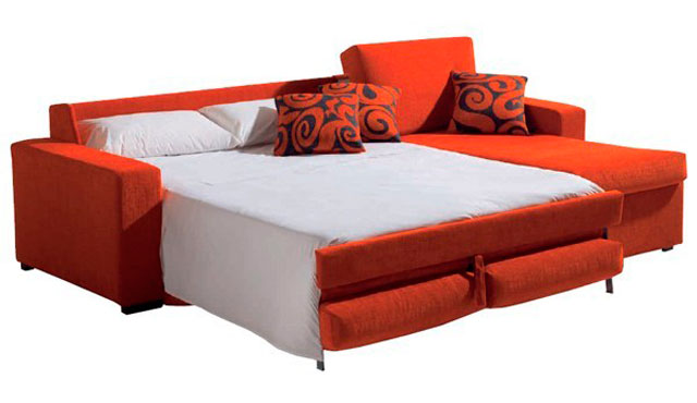 Decoratelacasa blog de decoraci n sof s y sus caracter sticas en los salones - Sofa cama grande ...