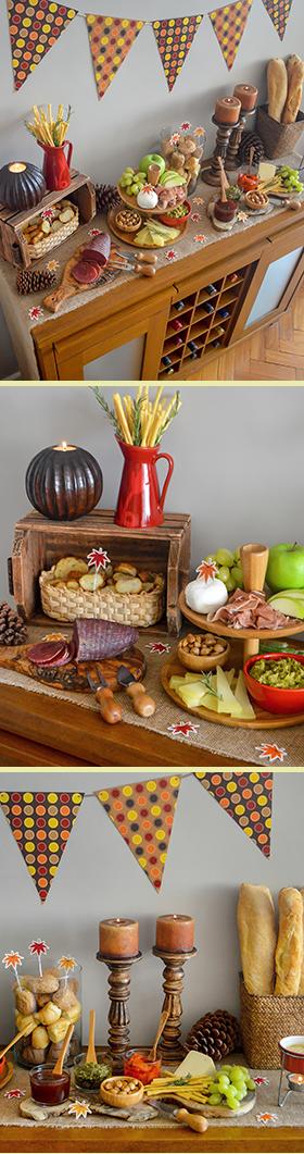 Uma festa para celebrar o início do outono