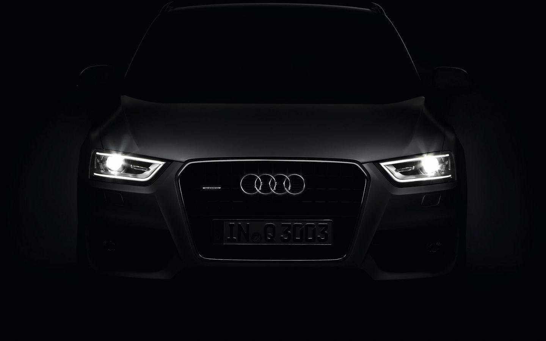 cars headlights at night wallpaper - photo #30
