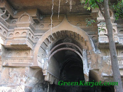 buddhist kondana caves in karajt