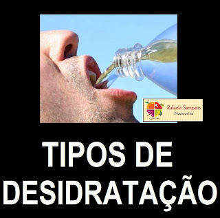 Tipos de desidratação