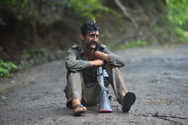 Sandeep Bharadwaj as Veerapan in Killing Veerappan | Ram Gopal Varma | HD images