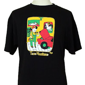 Camisetas con Calcamunguías