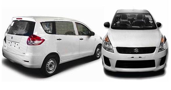Warna Mobil Ertiga Suzuki