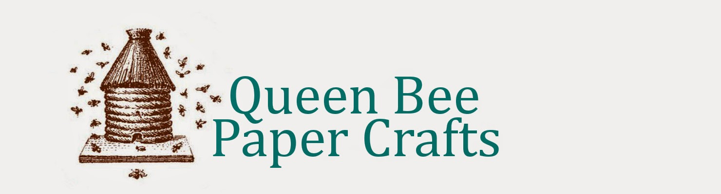 Queen Bee Paper Crafts