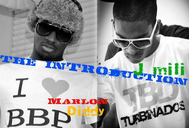 Rap Angolano - Marlon DiDDy - The introduction feat. J Milli