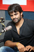 Sai Dharam Tej Photos at Big FM-thumbnail-1