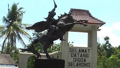 Gua Selarong