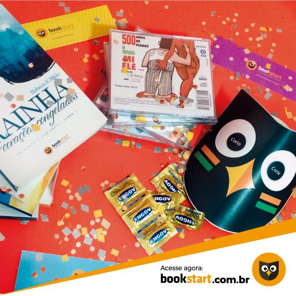 promoção, Carnaval, Bookstart