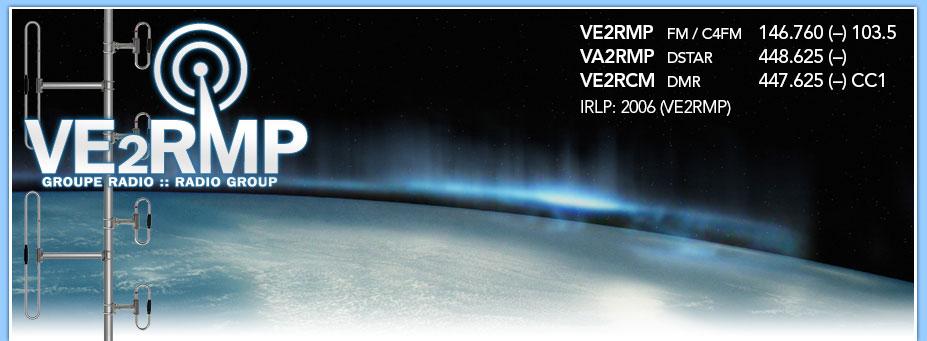 Groupe Radio VE2RMP Radio Group
