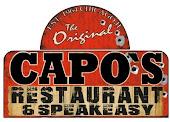 The Original Capo's Restaurant & Speakeasy!