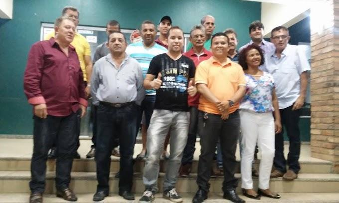 RUMO À 2016: Grupo do PTC de Caxias confraterniza, e presidente do partido reafirma compromisso em não coligar!!!