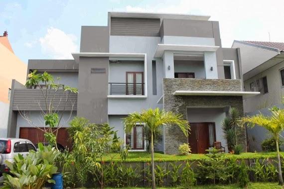 model rumah mewah 2013