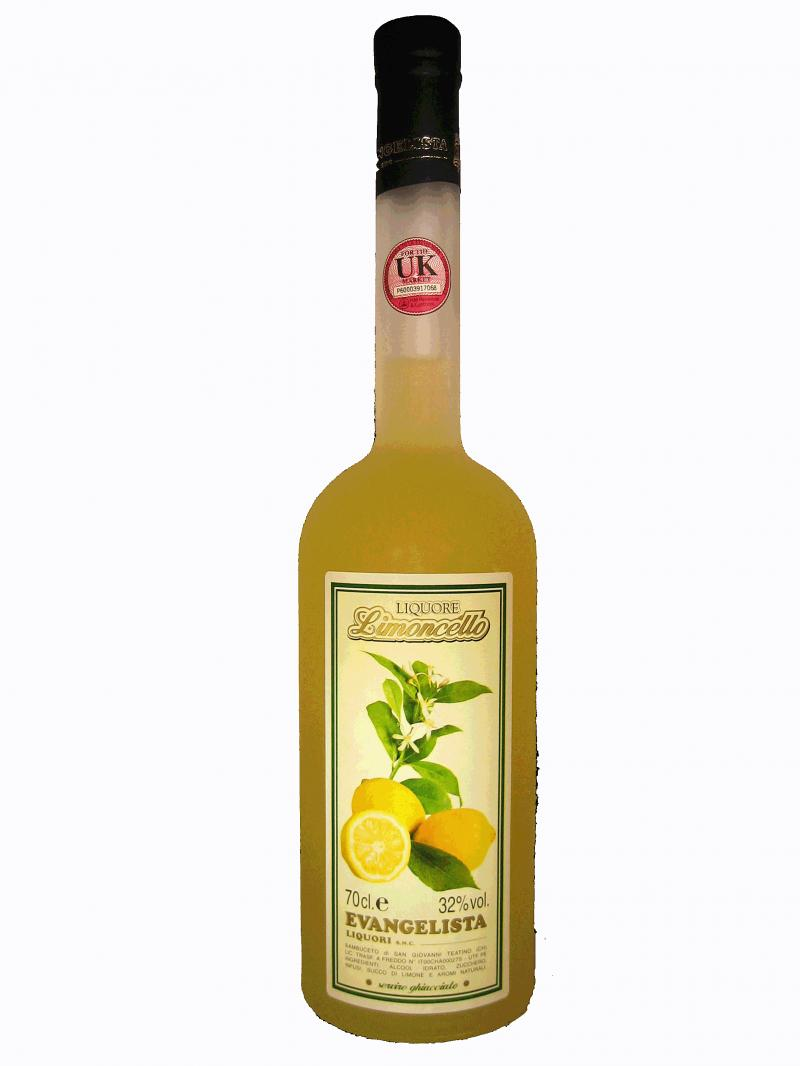 Limoncello At Cambridge Food And Wine Society With La