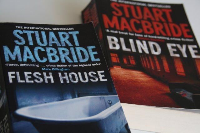 Libros de Stuart MacBride Flesh House Blind Eye