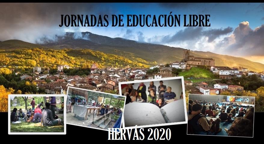 V Jornadas de educación libre en Hervás