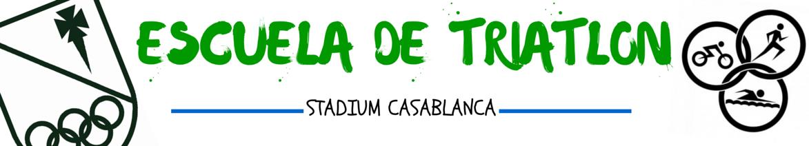 Escuela Triatlón Stadium Casablanca