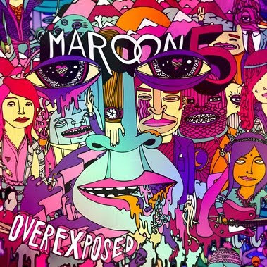 Photo Maroon 5 - Overexposed Picture & Image