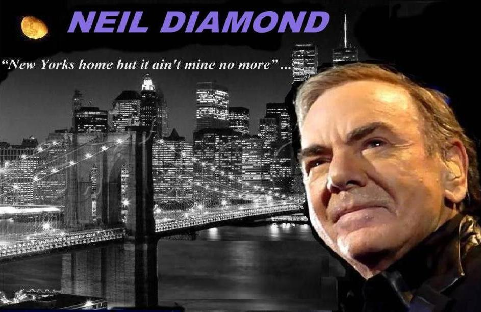 """ITS ALL ABOUT NEIL DIAMOND 4u"""