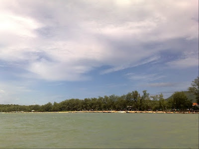 Weather at Rawai Beach, 8th August