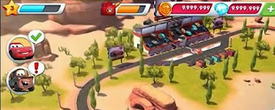 Download Cars: Fast as Lightning Mod Apk