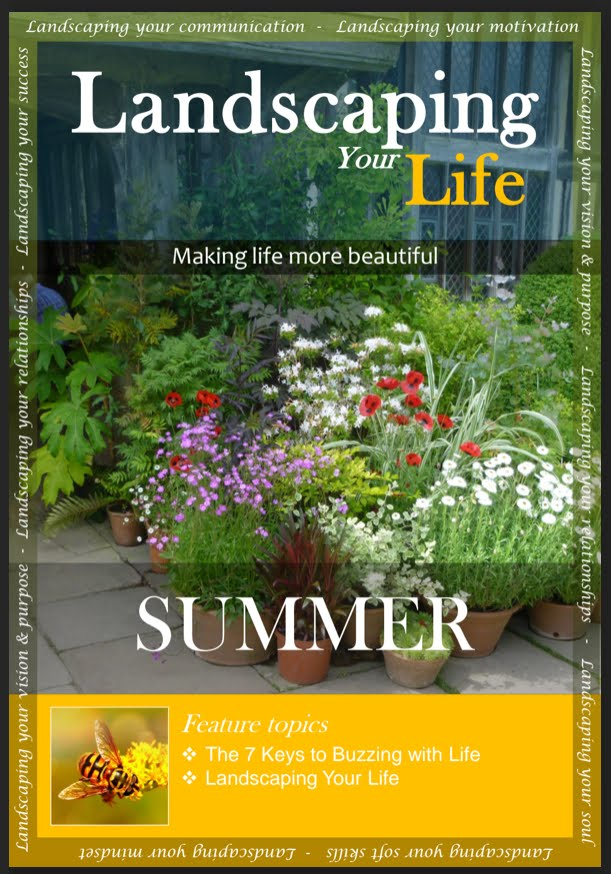 Landscaping Your Life ezine