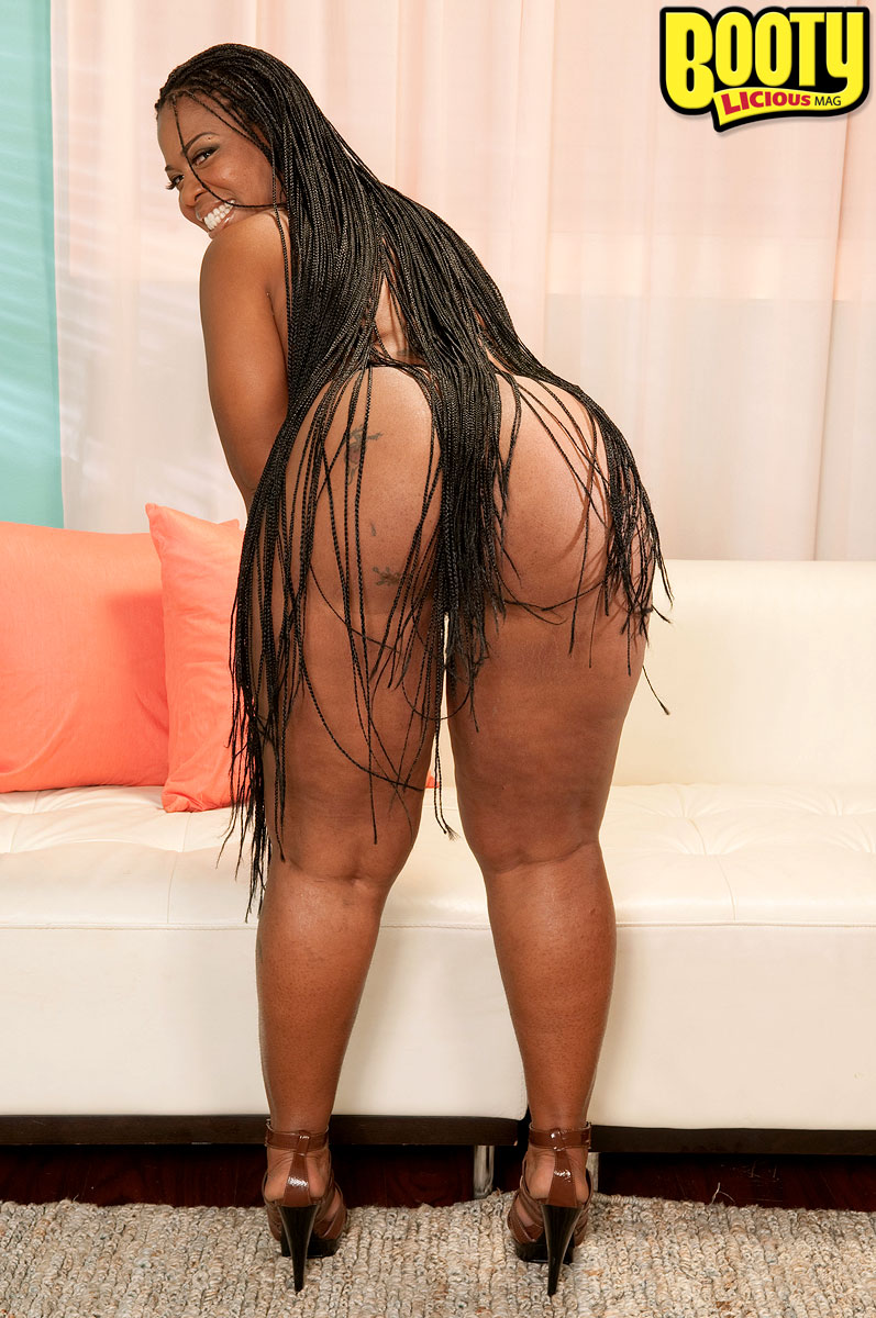 the black pornstar bootylicious
