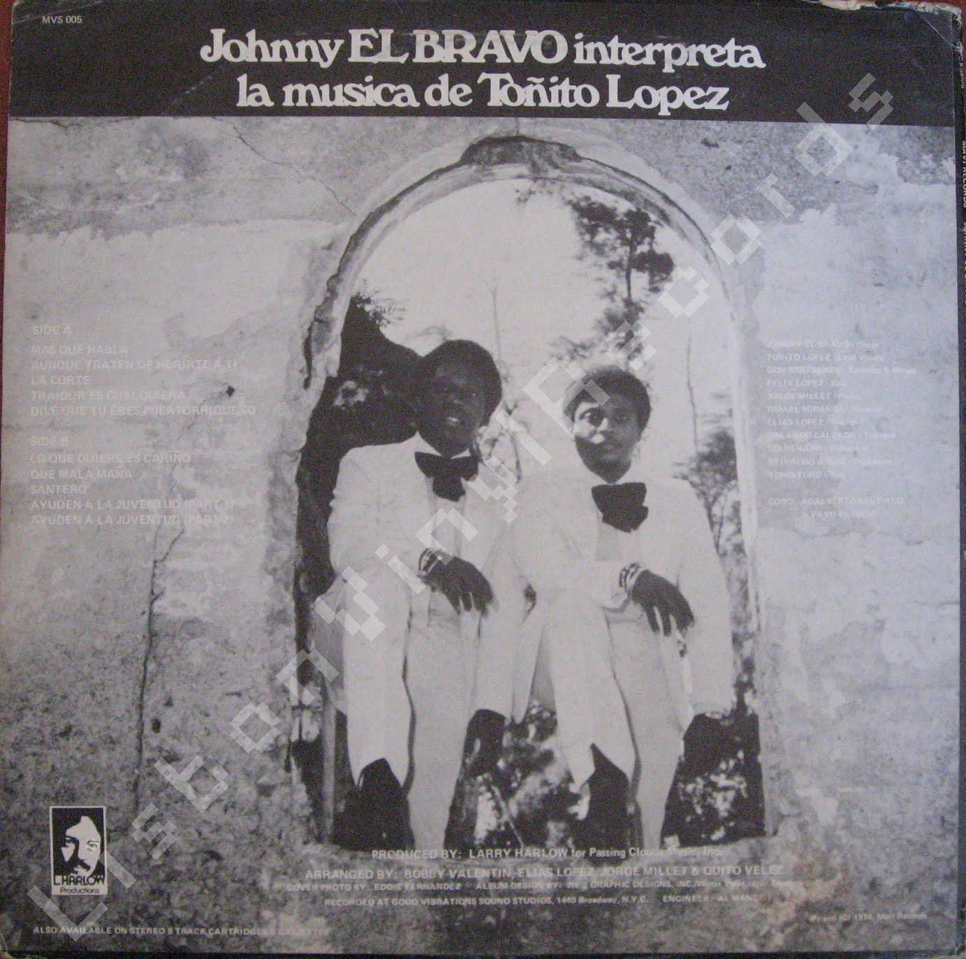 Johnny El Bravo - Zapatero - Para Mi No Vale Nada