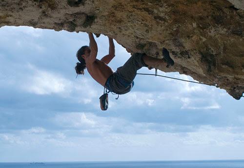 vias de escalada en malta