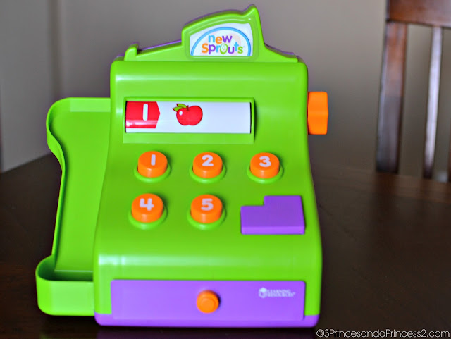 Sprouts® Ring It Up Cash Register #Giveaway