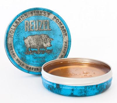 Reuzel-Blue Water Soluble Heavy Hold