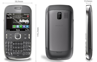 Nokia, Asha, 302, Review