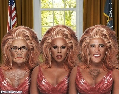 Freakin News Drag Queens At White House Birther Report