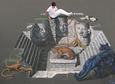 tracy lee stum 3d art - 3d chalk art tracy lee stum - tracy lee stum 3d street painting