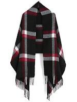 romwe tassel scarf