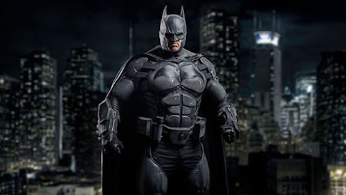 Cosplay incrível do Batman entra para o livro dos recordes