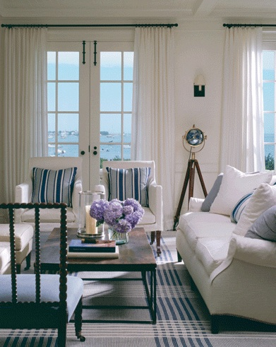 Simply beautiful now interior design dream team the for Hamptons beach house interiors