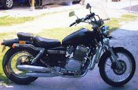 Motor Dijual QJ 250 CC Type Harley