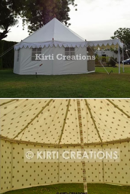 Resort Bhurj Tent
