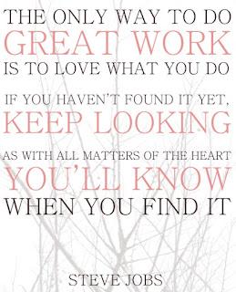 Great work Steve Jobs