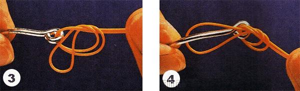 Buộc lưỡi có khoen xỏ cước kiểu Paloma