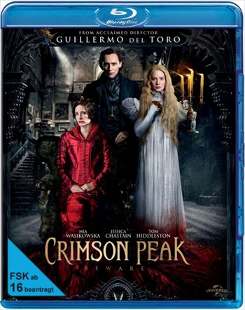 Crimson Peak 2015 Dual Audio Hindi Bluray Download