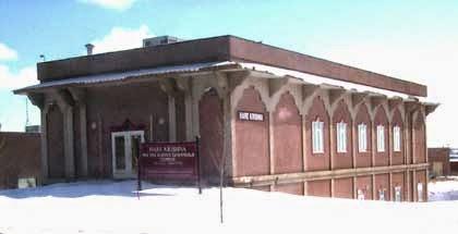 ISKCON Temple Edmonton (AB), CA