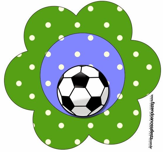 Fútbol: Tarjetas o Invitaciones para Imprimir Gratis.   Ideas y ...