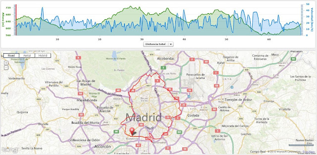 Blog de joxete anillo verde ciclista madrid - Anillo verde ciclista madrid mapa ...